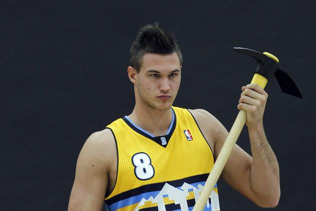 Nuggets' Danilo Gallinari Plans to Make the 'Party Start'