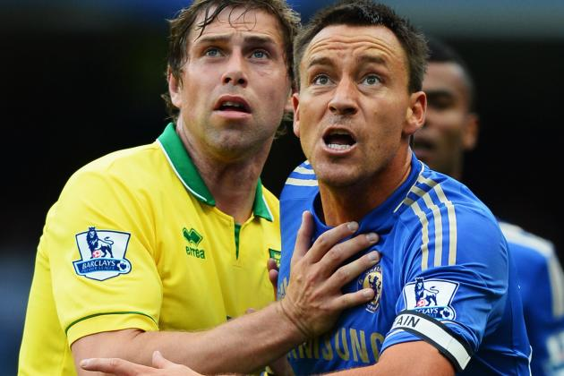 Chelsea Captain Terry Not Expected to Appeal Race Ban as Deadline Approaches