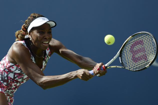 Venus Wins Easily at Luxembourg Open