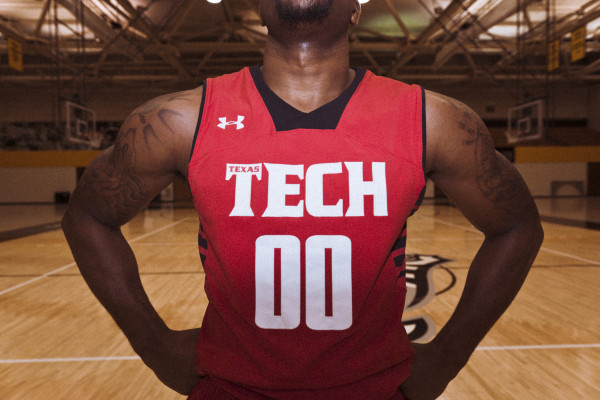 Tech Releases Photos of New Under Armour Unis