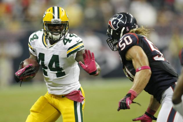James Starks: Updated Fantasy Outlook & Analysis for Packers RB