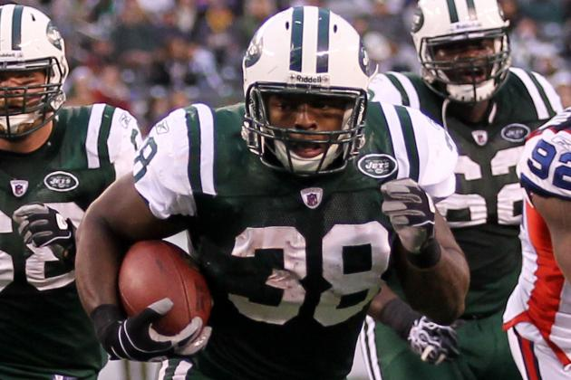 Jets reach injury settlement with fullback John Conner