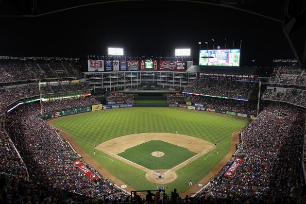Out of Playoffs, Rangers Embark on Ballpark Improvements