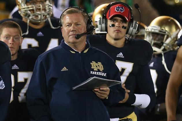 Irish Look to Avoid 'Trap' vs. BYU