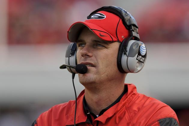 Mike Bobo: Bulldogs Need to Get Back to Running Football with Gurley, Marshall