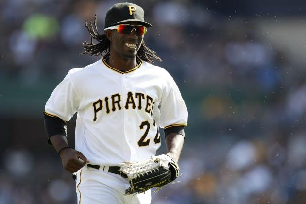Andrew McCutchen Loves Terrible TV Show