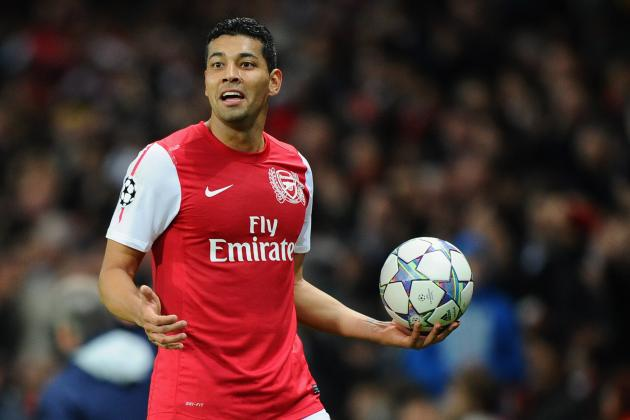 Arsenal: Galatasaray Interested in Signing Andre Santos