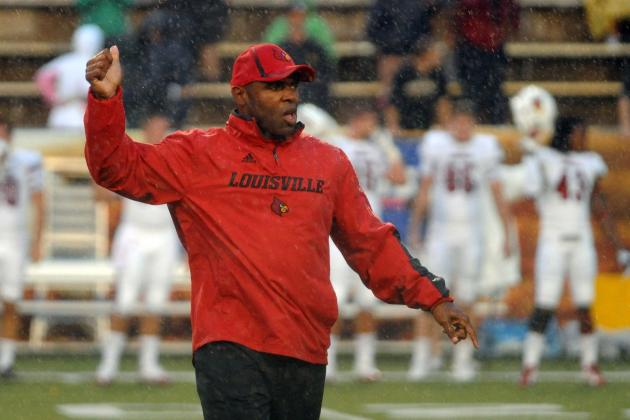 Louisville Football: Keys for the Cardinals to Stay Undefeated vs. South Florida
