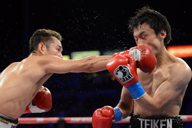Donaire: I Need Another Warrior Like Nishioka That Comes to Fight