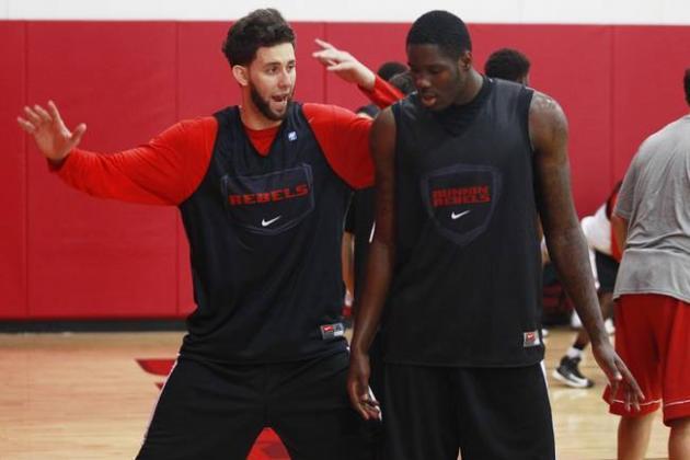 UNLV Basketball: Runnin' Rebels Ranked No. 19 in USA Today's Preseason Poll