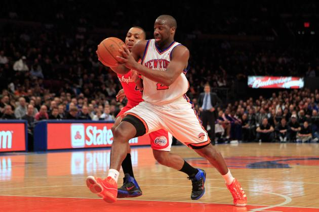 Why NY Knicks Fans Won't Get the Same Version of Raymond Felton in 2012-13