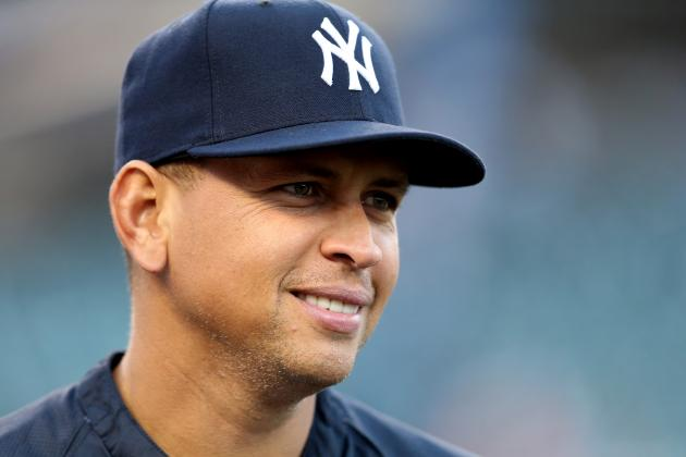 Yankees and Marlins Reportedly Discussing Alex Rodriguez Trade