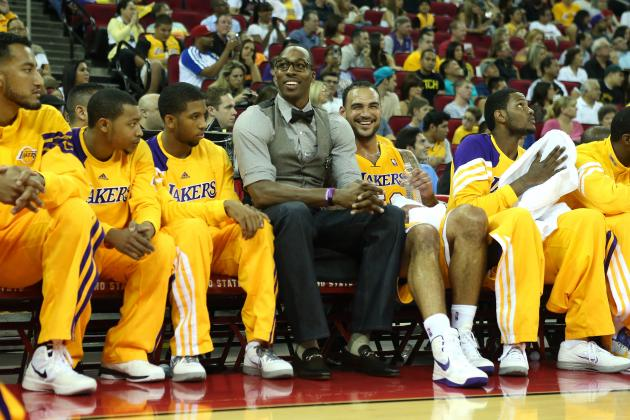 Breaking Down What L.A. Lakers Second Unit Must Do to Succeed in 2012-13