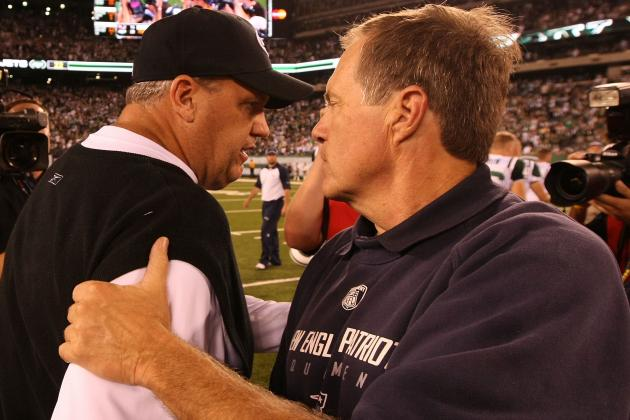 Rex: Belichick Is Better Than Me
