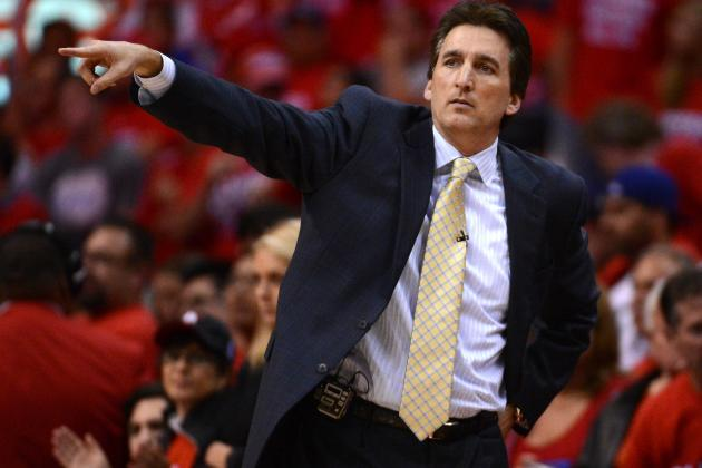 Vinny Del Negro Stands Between L.A. Clippers and Title Contention