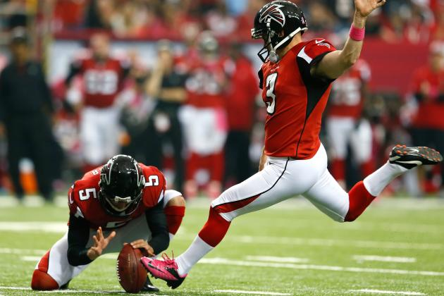 2012 NFL Season Is the Year of the Kicker