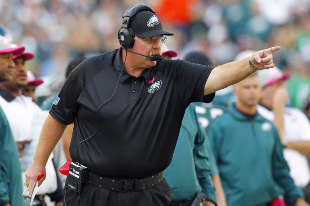 Philadelphia Eagles: Bye Week Progress Report