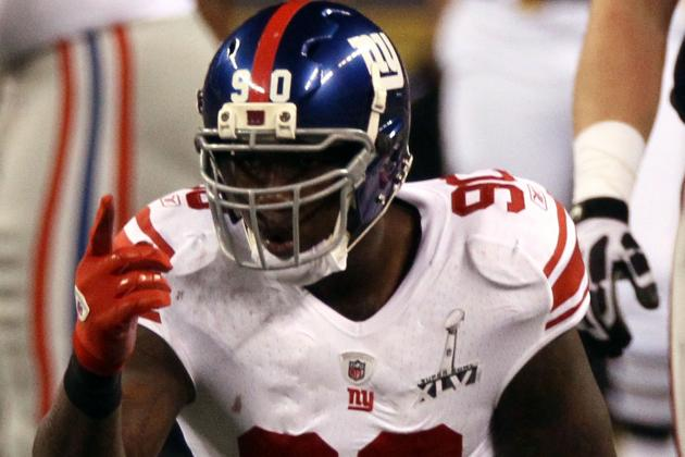 Jason Pierre-Paul Tells RGIII and Redskins, 'Go the Other Way'