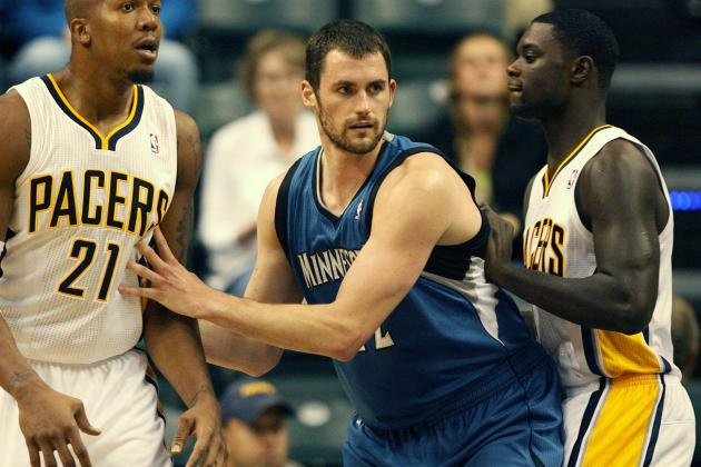 Kevin Love Out Six to Eight Weeks with Broken Hand