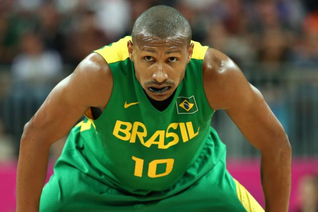 Report: Celtics Add Veteran Leandro Barbosa