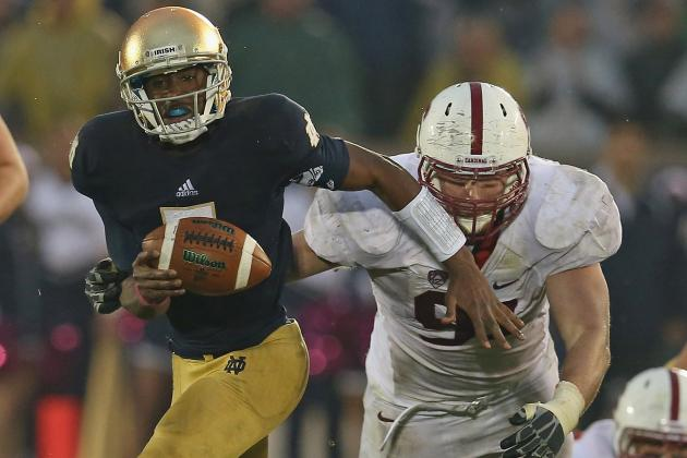 How Notre Dame's Brian Kelly Should Use Both Tommy Rees and Everett Golson