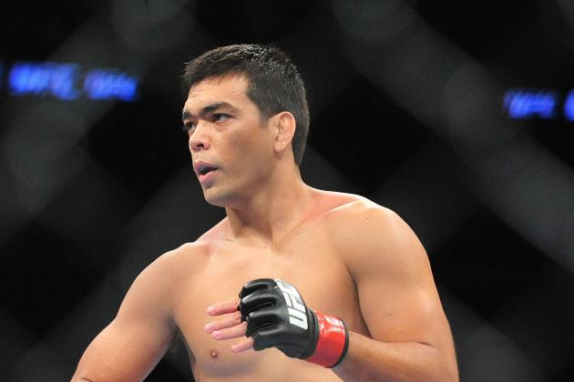 Jones vs. Sonnen: Lyoto Machida: