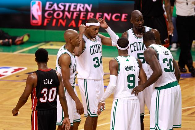 Rajon Rondo and Ray Allen Split Over Basketball, Not Personal Beef