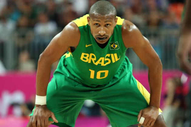Report: Celtics Agree to Sign Leandro Barbosa