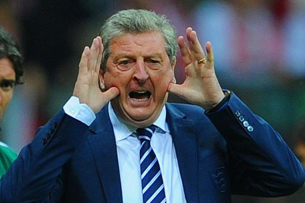 Hodgson Satisfied by England Draw