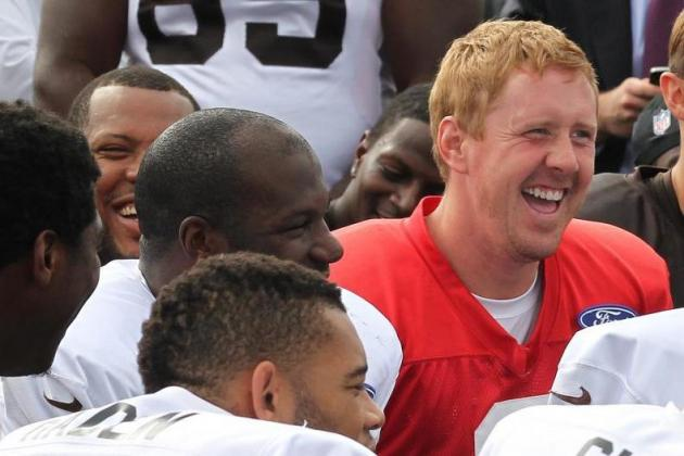 VP Candidate Paul Ryan Mistakes Colt McCoy for Brandon Weeden, Hilarity Ensues