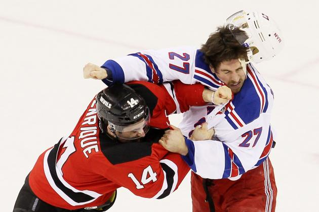 New York Rangers vs. New Jersey Devils: Who Is the Better Team in the Rivalry?
