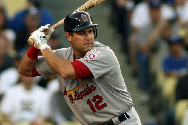 What Role, Impact Would Lance Berkman Have If He Returned in the World Series?