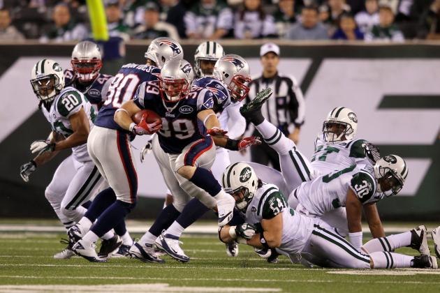 Can the New England Patriots Running Game Succeed vs. New York Jets?