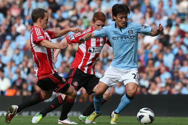 Manchester City: David Silva Injury Hits at an Inopportune Point of the Schedule