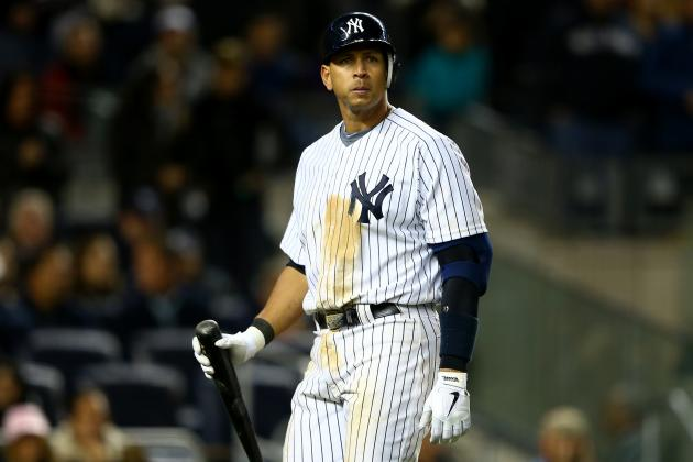 MLB Trade Rumors: Yankees Trade to Send Alex Rodriguez to Marlins 'Not True'