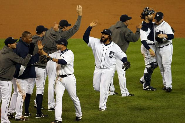 World Series Schedule 2012: Dates, TV Coverage, Live Stream Info and More