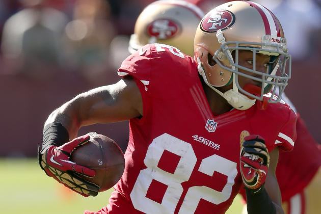 Manningham, Staley Questionable for 49ers on Thursday