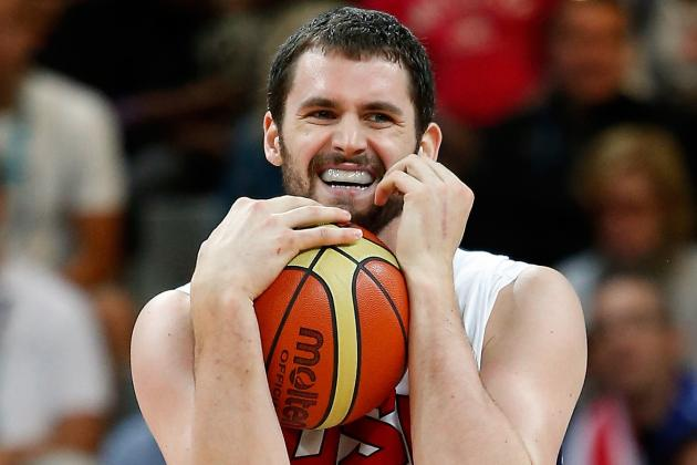Breaking News: Kevin Love Breaks Hand...Fantasy Basketball Panic Time?