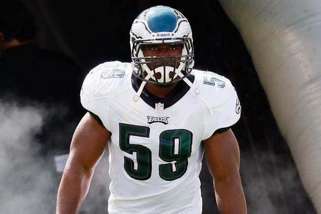 Philadelphia Eagles: Advanced Statistics Name DeMeco Ryans Week 6 Star