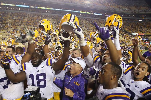 Showcasing Biggest Strengths and Weaknesses of LSU Tigers