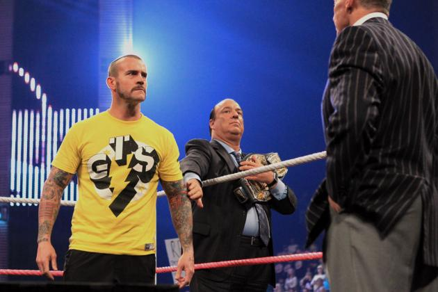 WrestleMania 29: CM Punk Ending the Undertaker's Streak Would Grant Immortality