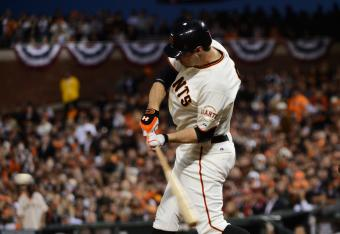 Bochy will likely turn to Sanchez in place of Belt if Linceucm starts Game 4.