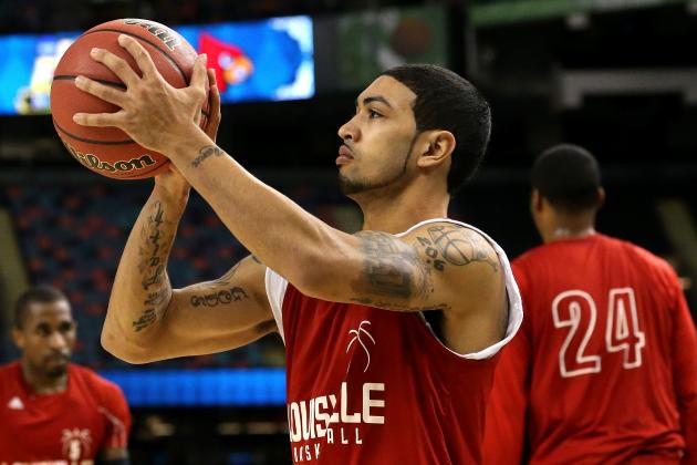 Peyton Siva Has Learned to Harness His Speed