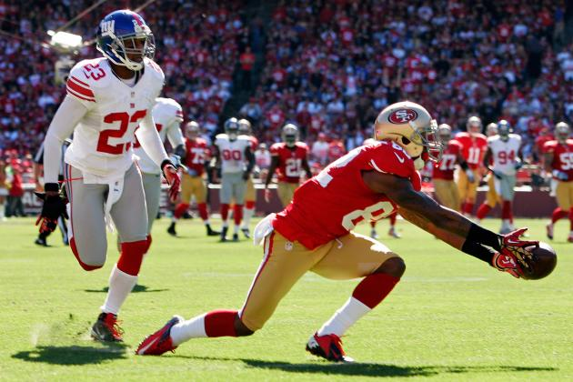 New York Giants: Stats That Matter Headed into Week 7
