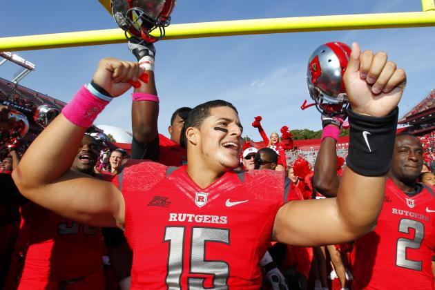 Rutgers Football: Scarlet Knights Must Beat Ranked Team to Be BCS Contender