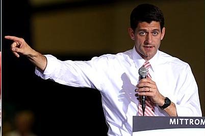 Paul Ryan Attends Browns Practice, Confuses McCoy for Weeden
