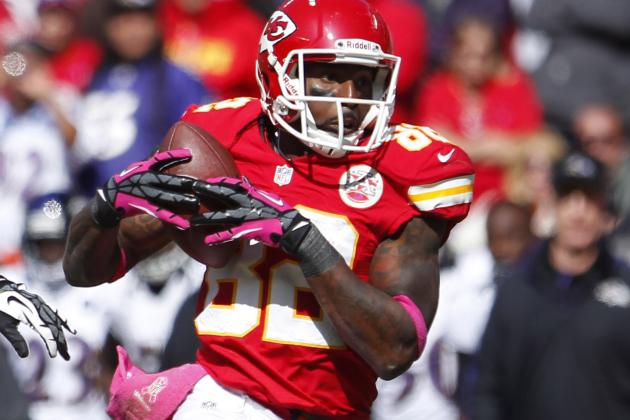 "Yahoo's Jason Cole: ""Bowe Wants Out Of KC Very Badly"""