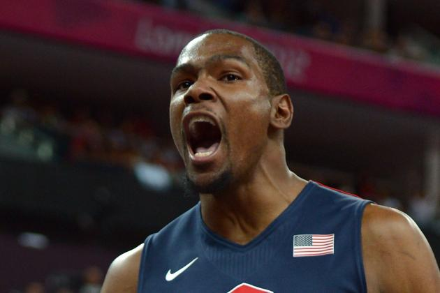 Durant Unhappy with 90-Second Pregame Rule