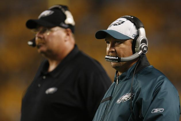 Philadelphia Eagles: Andy Reid Should Also Fire Marty Mornhinweg