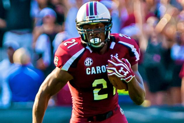 Marcus Lattimore Injury: Updates on South Carolina RB's Hip